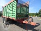 Häcksel Transportwagen des Typs Hawe SLW 20 TR in Niebüll