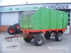 Häcksel Transportwagen des Typs Hawe SLW 20 in Twistringen