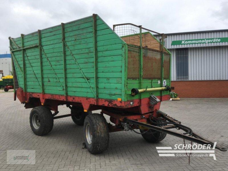 Häcksel Transportwagen des Typs Hawe SLW 20, Gebrauchtmaschine in Twistringen (Bild 1)