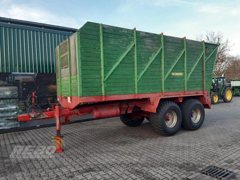 Häcksel Transportwagen des Typs Hawe SLW 25 T, Gebrauchtmaschine in Aurich (Bild 1)