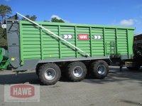 Hawe SLW 50 Remolque de carga con cortadora