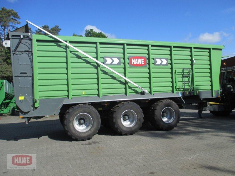 Häcksel Transportwagen des Typs Hawe SLW 50, Gebrauchtmaschine in Wippingen (Bild 1)