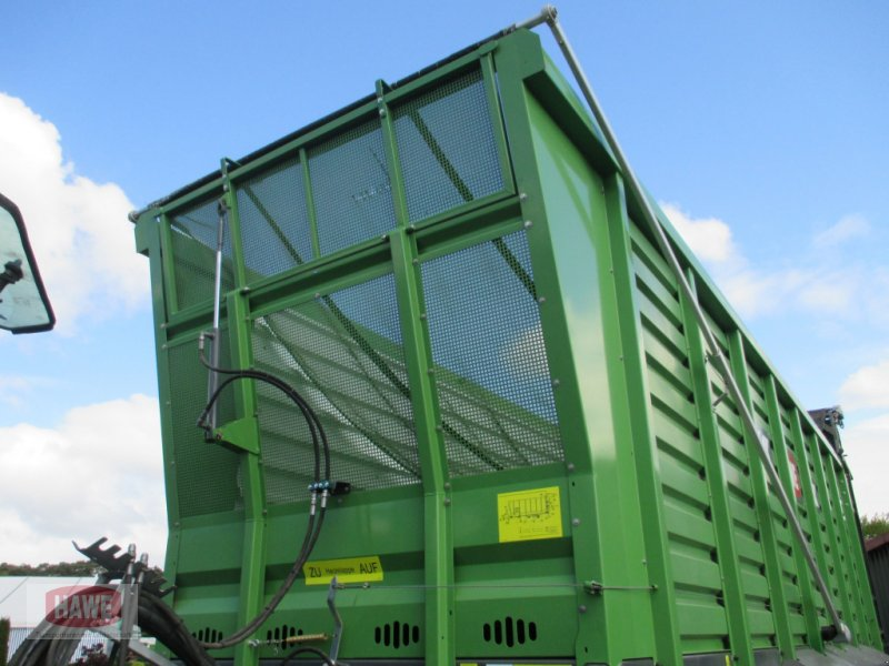 Häcksel Transportwagen des Typs Hawe SLW 50, Gebrauchtmaschine in Wippingen (Bild 8)
