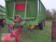 Hilken HI 7500 BW szecskázó-szállítókocsi