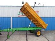 Joskin 5000 EX 5 ton kipwagen Przyczepa objętościowa