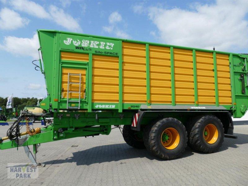 Häcksel Transportwagen des Typs Joskin Silo-Space 20/40, Gebrauchtmaschine in Emsbüren (Bild 1)