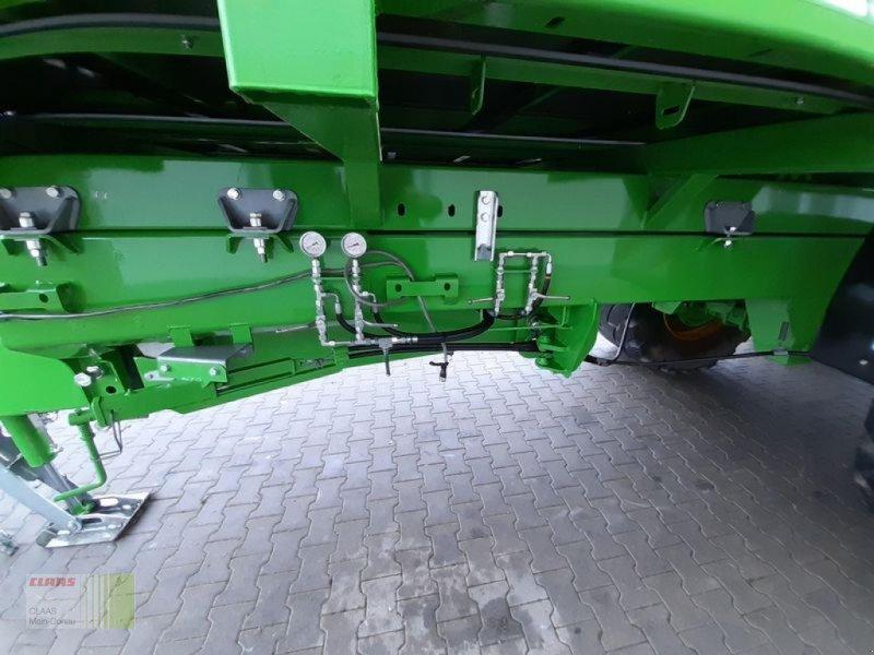 Häcksel Transportwagen des Typs Joskin SILO SPACE 20/40, Gebrauchtmaschine in Aurach (Bild 12)