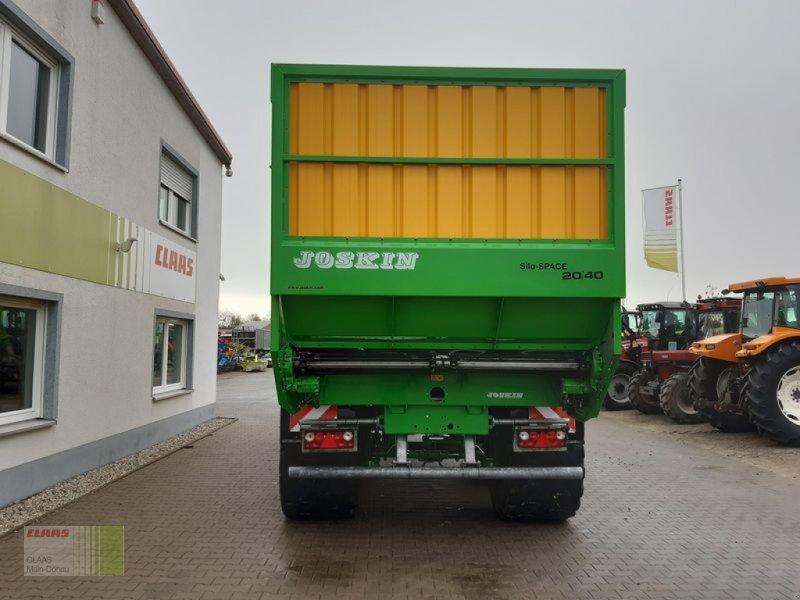 Häcksel Transportwagen des Typs Joskin SILO SPACE 20/40, Gebrauchtmaschine in Aurach (Bild 6)