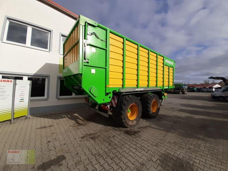 Häcksel Transportwagen des Typs Joskin SILO SPACE 20/40, Gebrauchtmaschine in Aurach (Bild 4)
