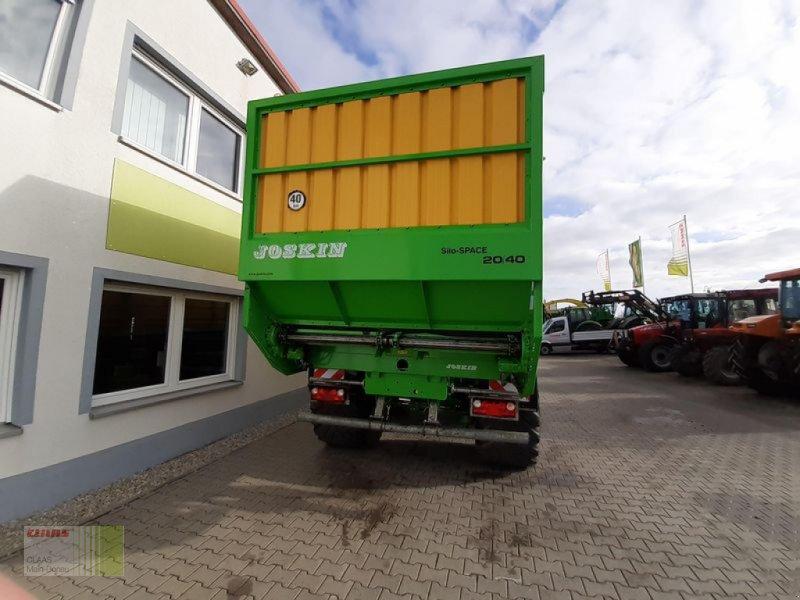 Häcksel Transportwagen des Typs Joskin SILO SPACE 20/40, Gebrauchtmaschine in Aurach (Bild 5)