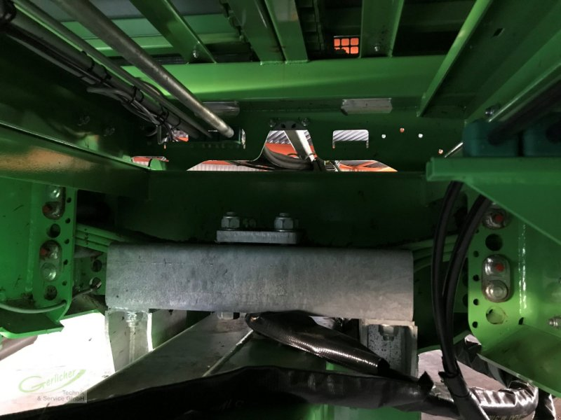 Häcksel Transportwagen des Typs Joskin Silospace 20/40, Gebrauchtmaschine in Neustadt (Bild 12)