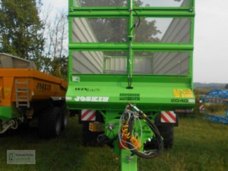 Häcksel Transportwagen des Typs Joskin Silospace 20/40, Neumaschine in Buch am Wald (Bild 1)