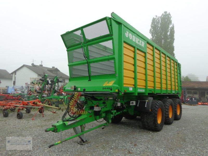 Häcksel Transportwagen des Typs Joskin Silospace 24/45, Gebrauchtmaschine in Pforzen (Bild 1)