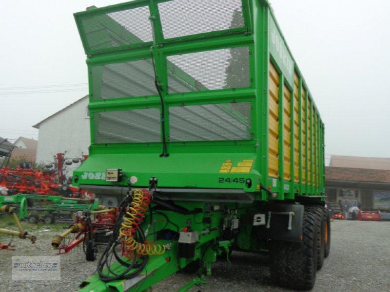Häcksel Transportwagen des Typs Joskin Silospace 24/45, Gebrauchtmaschine in Pforzen (Bild 4)