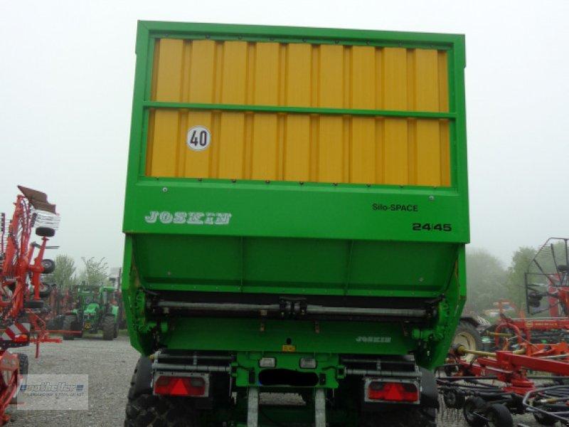 Häcksel Transportwagen des Typs Joskin Silospace 24/45, Gebrauchtmaschine in Pforzen (Bild 5)