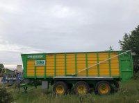 Joskin Silospace 26/50 Remolque de carga con cortadora