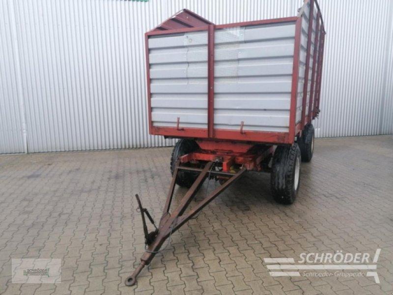 Häcksel Transportwagen des Typs Kaweco 8T, Gebrauchtmaschine in Wildeshausen (Bild 4)