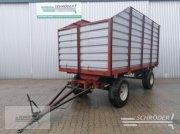 Häcksel Transportwagen des Typs Kaweco 8T, Gebrauchtmaschine in Wildeshausen