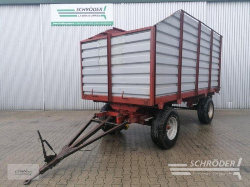 Häcksel Transportwagen des Typs Kaweco 8T, Gebrauchtmaschine in Wildeshausen (Bild 1)