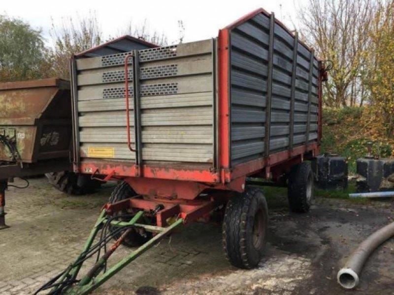 Häcksel Transportwagen des Typs Kaweco 9003, Gebrauchtmaschine in Honigsee (Bild 1)