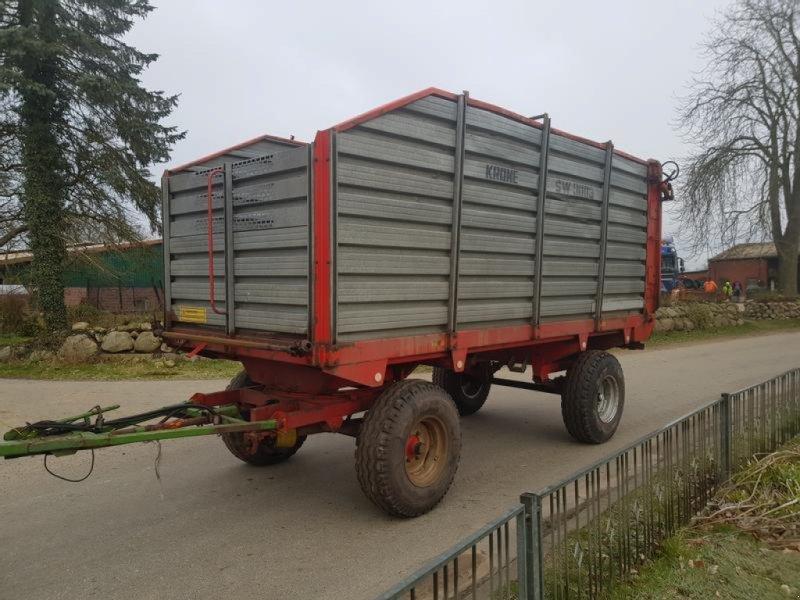 Häcksel Transportwagen typu Kaweco 9003, Gebrauchtmaschine w Honigsee (Zdjęcie 1)