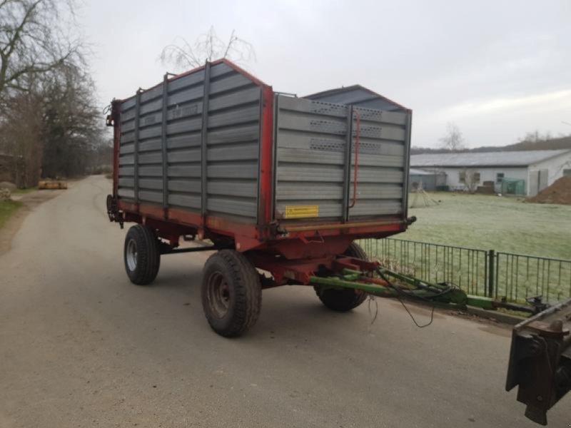 Häcksel Transportwagen a típus Kaweco 9003, Gebrauchtmaschine ekkor: Honigsee (Kép 1)