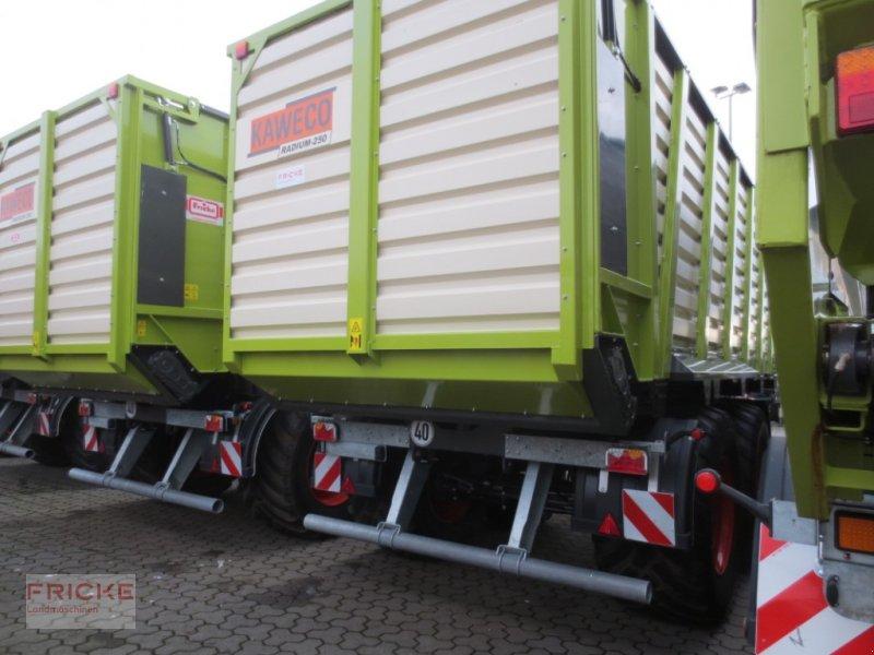 Häcksel Transportwagen des Typs Kaweco RADIUM 250 S, Gebrauchtmaschine in Bockel - Gyhum (Bild 1)