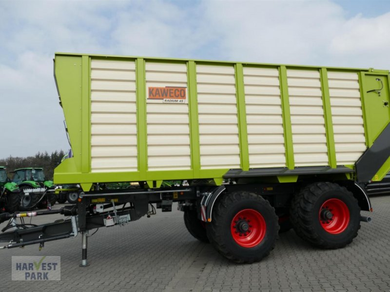 Häcksel Transportwagen typu Kaweco Radium 45, Gebrauchtmaschine w Emsbüren (Zdjęcie 1)