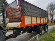 Häcksel Transportwagen des Typs Kaweco Radium 50 mit Abdeckung und hydr. Fahrwerk, Gebrauchtmaschine in Honigsee