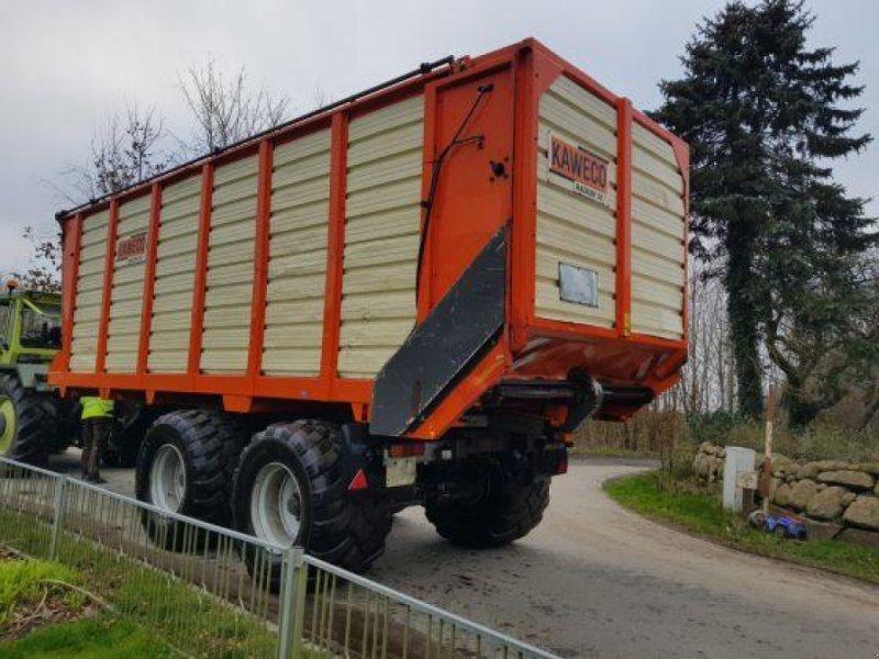 Häcksel Transportwagen des Typs Kaweco Radium 50 mit Abdeckung, Gebrauchtmaschine in Honigsee (Bild 7)