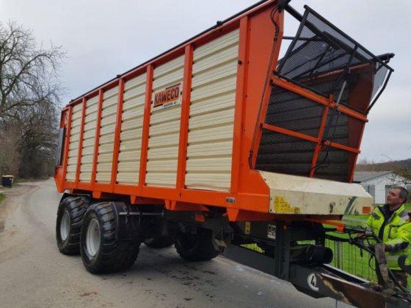 Häcksel Transportwagen des Typs Kaweco Radium 50 mit Abdeckung, Gebrauchtmaschine in Honigsee (Bild 10)