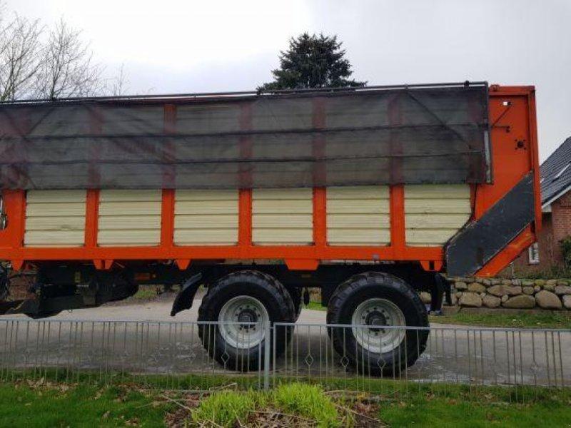 Häcksel Transportwagen des Typs Kaweco Radium 50 mit Abdeckung, Gebrauchtmaschine in Honigsee (Bild 4)