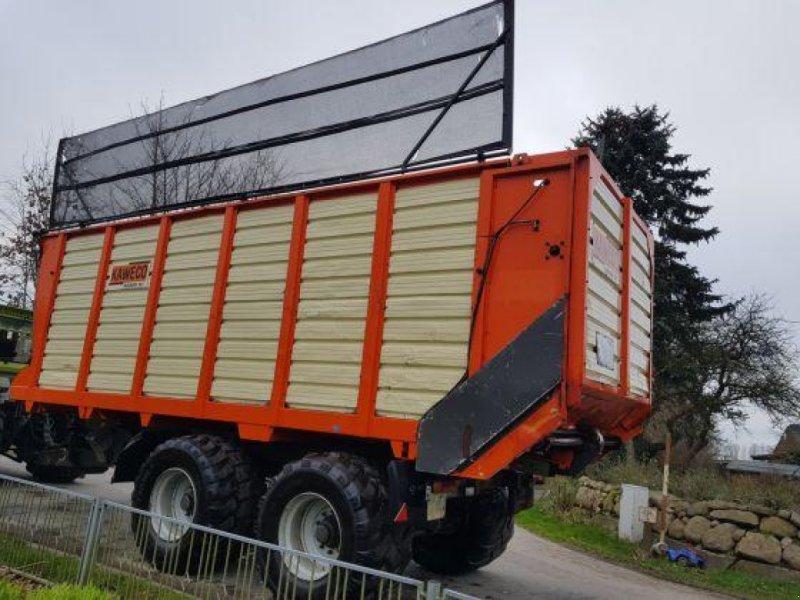 Häcksel Transportwagen des Typs Kaweco Radium 50 mit Abdeckung, Gebrauchtmaschine in Honigsee (Bild 3)