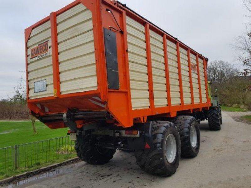Häcksel Transportwagen des Typs Kaweco Radium 50 mit Abdeckung, Gebrauchtmaschine in Honigsee (Bild 8)