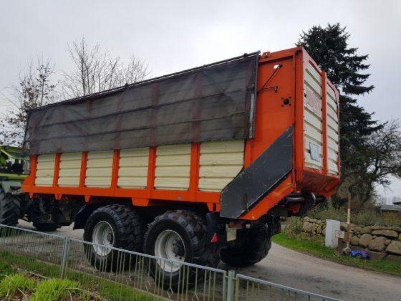 Häcksel Transportwagen des Typs Kaweco Radium 50 mit Abdeckung, Gebrauchtmaschine in Honigsee (Bild 1)