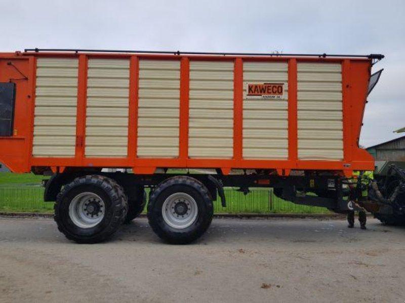 Häcksel Transportwagen des Typs Kaweco Radium 50 mit Abdeckung, Gebrauchtmaschine in Honigsee (Bild 9)