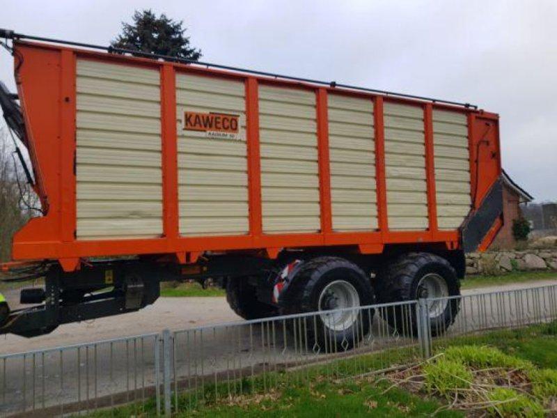 Häcksel Transportwagen des Typs Kaweco Radium 50 mit Abdeckung, Gebrauchtmaschine in Honigsee (Bild 6)