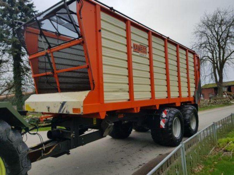Häcksel Transportwagen des Typs Kaweco Radium 50 mit Abdeckung, Gebrauchtmaschine in Honigsee (Bild 5)