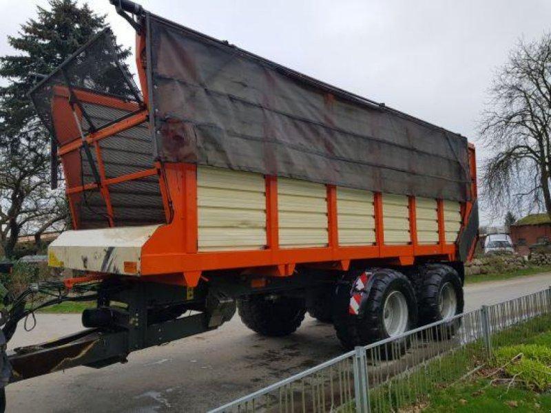 Häcksel Transportwagen des Typs Kaweco Radium 50 mit Abdeckung, Gebrauchtmaschine in Honigsee (Bild 2)