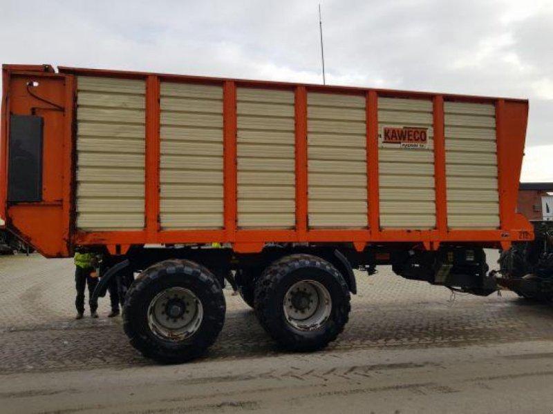 Häcksel Transportwagen des Typs Kaweco Radium 50 mit Dosierwalzen und hydraulischem Fahrwerk, Gebrauchtmaschine in Honigsee (Bild 8)