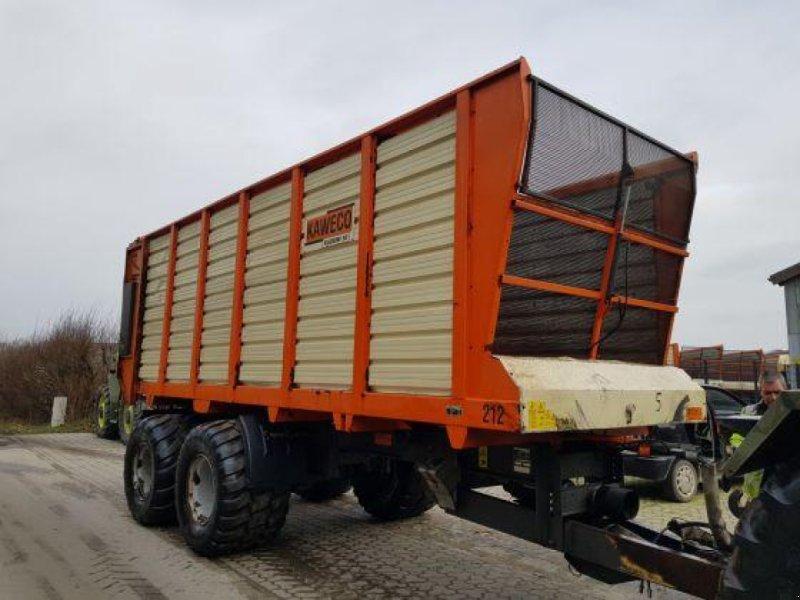 Häcksel Transportwagen des Typs Kaweco Radium 50 mit Dosierwalzen und hydraulischem Fahrwerk, Gebrauchtmaschine in Honigsee (Bild 3)