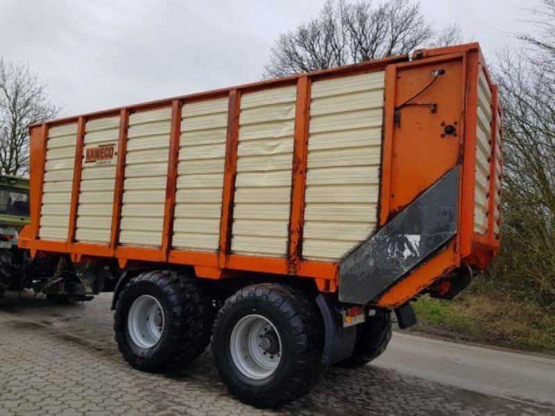 Häcksel Transportwagen des Typs Kaweco Radium 50 mit Dosierwalzen und hydraulischem Fahrwerk, Gebrauchtmaschine in Honigsee (Bild 5)