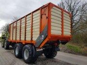 Häcksel Transportwagen del tipo Kaweco Radium 50 mit Dosierwalzen und hydraulischem Fahrwerk, Gebrauchtmaschine en Honigsee