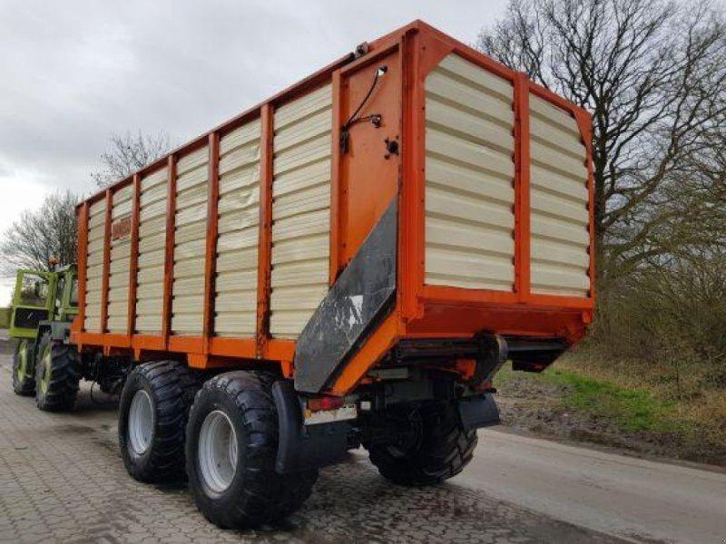 Häcksel Transportwagen des Typs Kaweco Radium 50 mit Dosierwalzen und hydraulischem Fahrwerk, Gebrauchtmaschine in Honigsee (Bild 1)