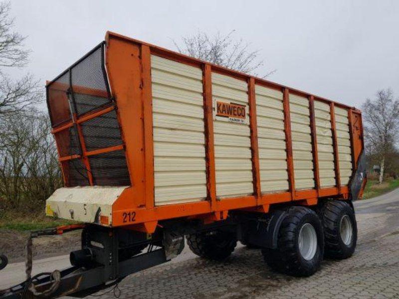 Häcksel Transportwagen des Typs Kaweco Radium 50 mit Dosierwalzen und hydraulischem Fahrwerk, Gebrauchtmaschine in Honigsee (Bild 6)