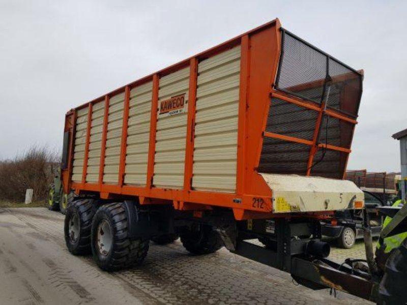 Häcksel Transportwagen des Typs Kaweco Radium 50 mit Dosierwalzen und hydraulischem Fahrwerk, Gebrauchtmaschine in Honigsee (Bild 2)