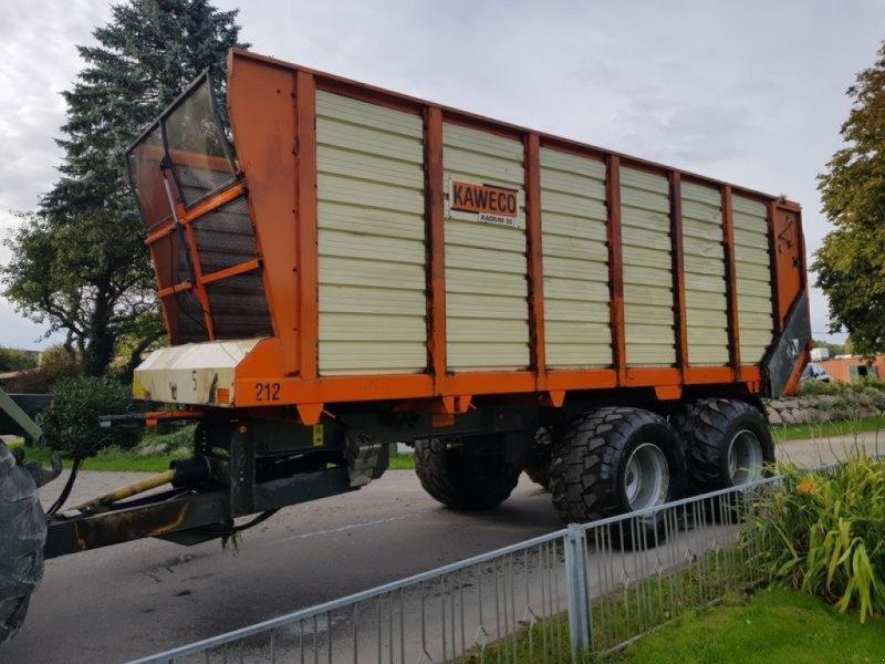 Häcksel Transportwagen a típus Kaweco Radium 50, Gebrauchtmaschine ekkor: Honigsee (Kép 1)