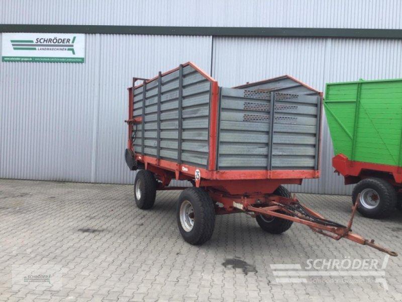 Häcksel Transportwagen des Typs Kaweco SW 8003, Gebrauchtmaschine in Wildeshausen (Bild 1)