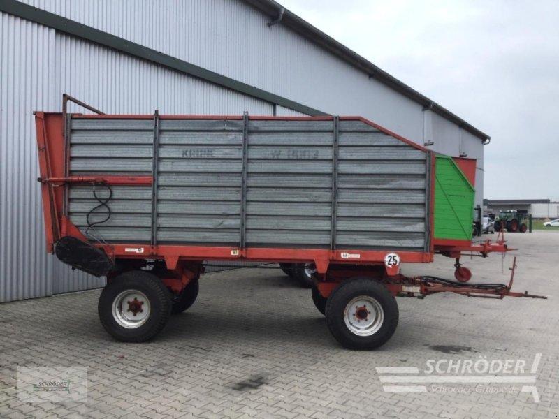 Häcksel Transportwagen des Typs Kaweco SW 8003, Gebrauchtmaschine in Wildeshausen (Bild 2)