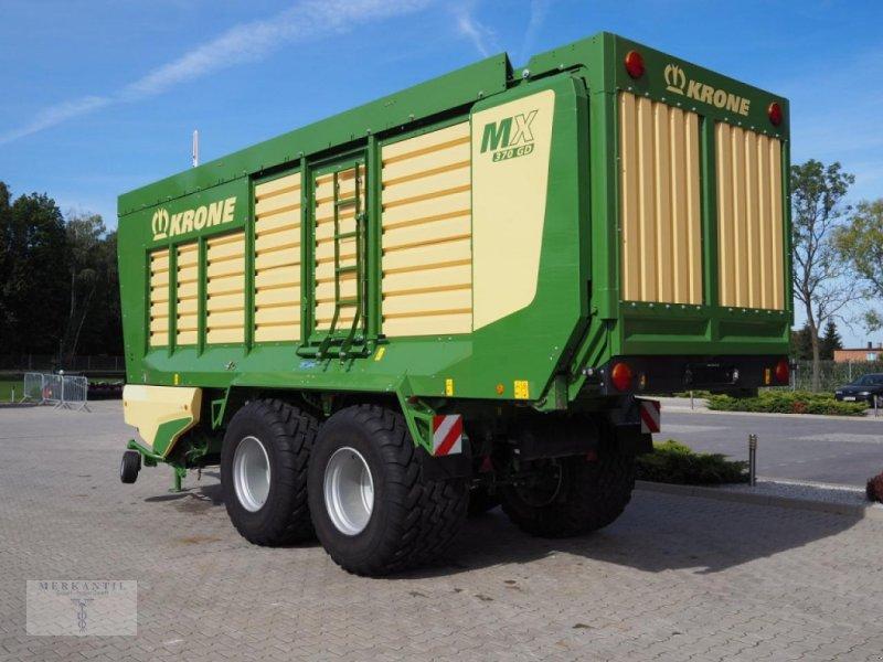 Häcksel Transportwagen des Typs Krone MX 370 GD, Gebrauchtmaschine in Pragsdorf (Bild 1)